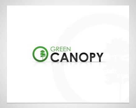 Green Canopy Logo by TheDrake92