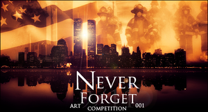 Never Forget - Art competition by Mattidaking16