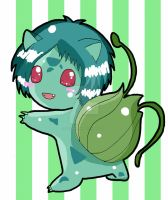 BULBASAUR! by VVednesdays