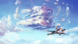 Cloudbase Rising by Dekus