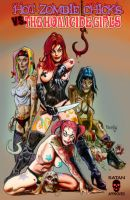 Homicide Girls by nocturnals23