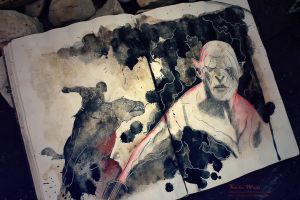 Azog by Kinko-White