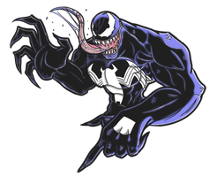 Venom Clean by Lucidious89