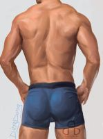 back study by DingDongDrawing