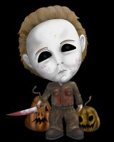 Michael Myers by Lauramei