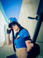 Officer of Piltover by Vash-Fanatic