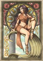 CS Susan Art Nouveau by Hedrick-CS