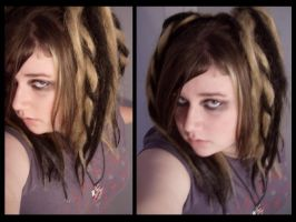My Dreads by morbid-stitches