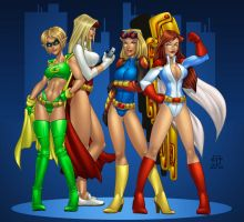 Girls of Freedom International by sodacan