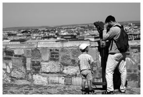 Father Son Time by AlexJHH
