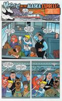 Scooby-Doo: Mystery on the Alaska Express p.1 by TimLevins
