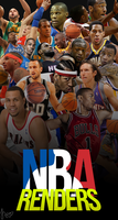 130. NBA renders by J1897