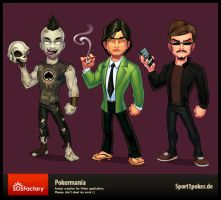 Pokermania Avatar Creator 05 by SOSFactory