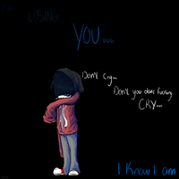 Don't you dare cry... by wolf-howler-wolf