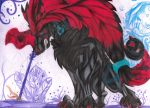 Zoroark Okami by Midnight101