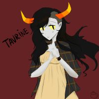Female!Tavros by iskatten