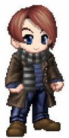 My Eleventh Doctor Outfit by BlueBeacon