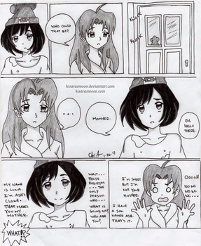 AshxMisty: Forever Doujinshi Page 91 by Kisarasmoon