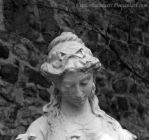 Statue Lady - Face by euphoricmadness