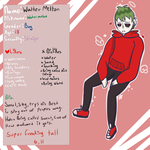 Character sheet for the bab by IntrovertedPanda77