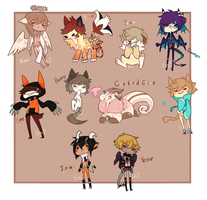 HOLIDAY CHEEBS by Sweet-n-treat