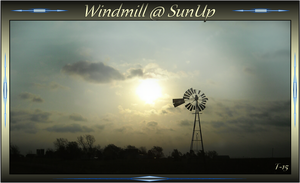 Windmill @ SunUp by Taures-15