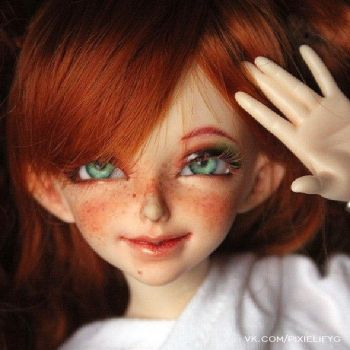 FairyLand Juri limited BJD faceup by PixieLify 1\3 by PixieLify