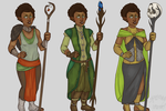 Outfit concepts by KMoonleaf