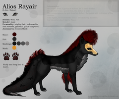 Alios-Rayair Reference Sheet by Moqie