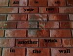 Another Brick by creativemikey