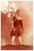 steampunk.collab by BenBASSO
