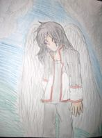 som guy with wings by sephiroth72603