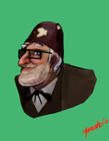 Uncle Stan! by Mamusho