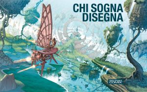 Chi sogna disegna by PeppebBox