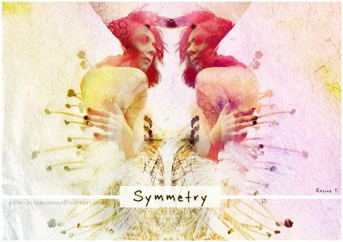 Symmetry by Flanblissim