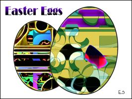 Easter Eggs by BL8antBand