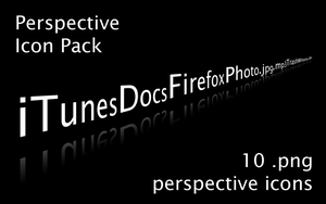 Perspective Icon Pack by kornjacinvrac