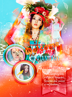 +ID Happinesse|Red Velvet by KarmaButterflyLove