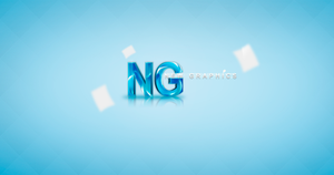 Logo New Graphics by nr-design