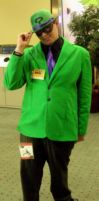 SFX-Fan Expo Cosplay 2009 12 (The Riddler) by Neville6000