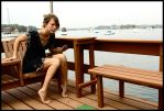 Marie - deck chair 2 by wildplaces