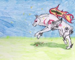 Okami by My-Inner-Demon-676