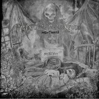 Avenged Sevenfold Nightmare (Drawing) by Kukusia