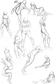 Pose dump by Mollag