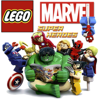 LEGO Marvel Super Heroes v4 by POOTERMAN