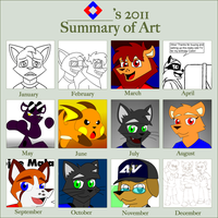 2011 Summary of Art by NS-Games