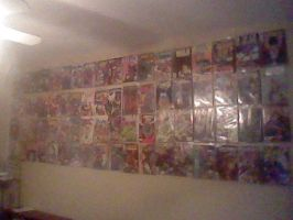 My Comic Book Collection by Animekid0839
