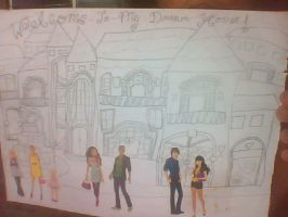 Welcome To My Dream House WIP by RavenVillanuevaT2P
