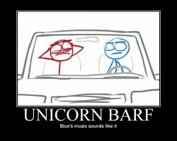 Unicorn Barf by hyper-yet-bored