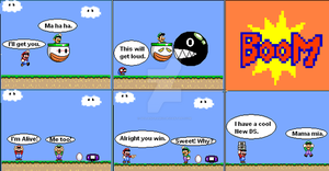 Super Mario World comic 7 by GoldenfrankO